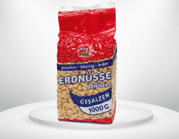 1000g XOX Erdn�sse gesalzen