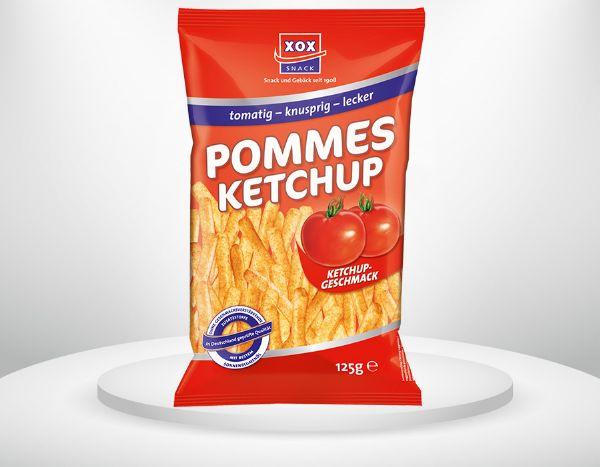 125g XOX Pommes Ketchup