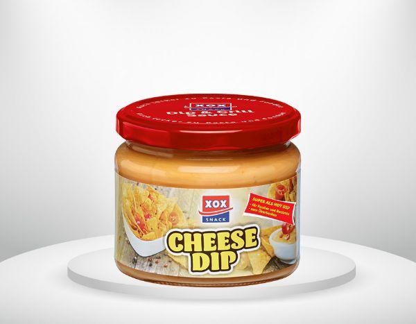 290ml XOX Dip Cheese