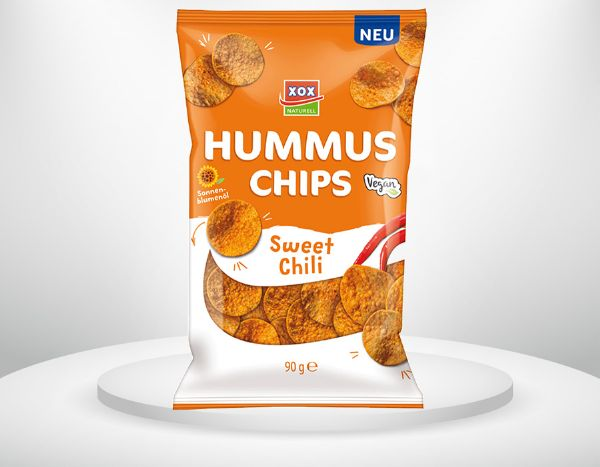90g XOX Hummus Sweet Chili