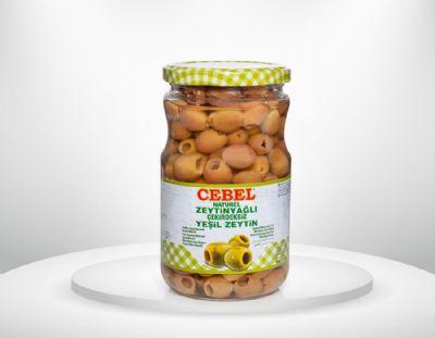 Gr�ne Oliven ohne Kern