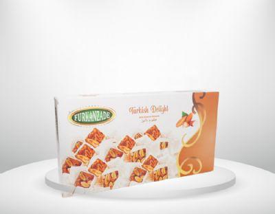 Lokum Turkish Delight Badem Fistik